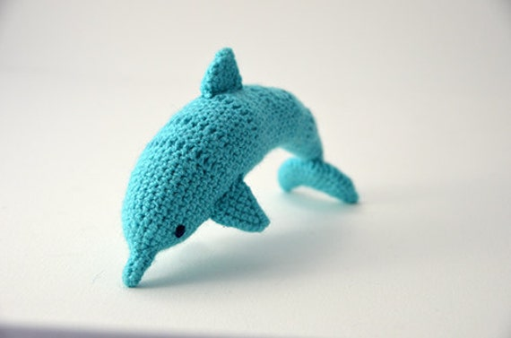 Amigurumi Dolphin Free : Dolphin Crochet Pattern Dolphin Amigurumi Pattern Crochet