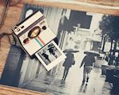 Polaroid Necklace Locket - Custom Christmas Gift Photo locket personalised