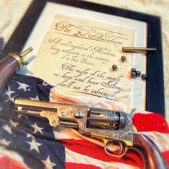 Items Similar To Second Amendment Us Constitution Bill