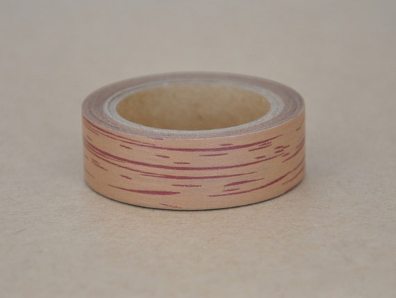 washi tape wood grain by supplyandco on etsy. Black Bedroom Furniture Sets. Home Design Ideas