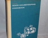 Good Housekeeping Cookbook 1963 Hardback