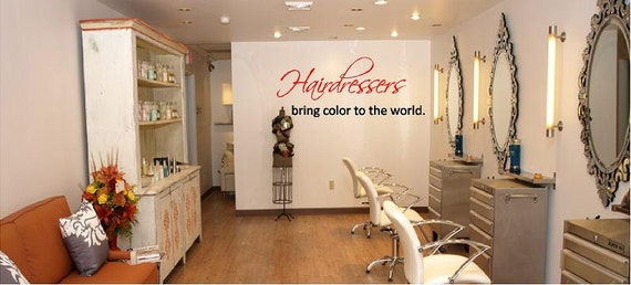 Hairdressers Bring Color To The World 12h X
