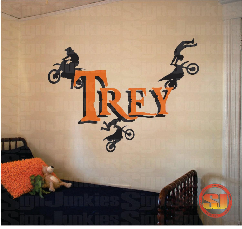 Motocross Bedroom Decor Similiar Dirt Bike Bedroom Art Keywords