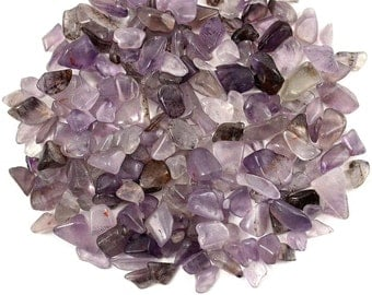 28 gm AURALITE 23  XS Tumbled Mini Stone, Healing Crystals and Stones Set, Jewelry & Crafts