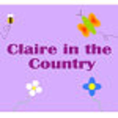 claireinthecountry
