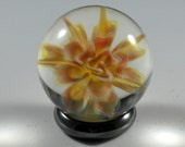 Ethereal Yellow Compression Marble