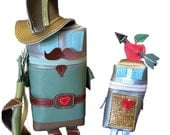 William Tell Robot Pouch