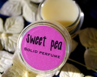 Sweet Pea Solid Perfume
