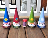 Gnome party hats