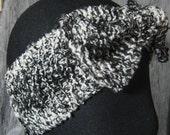 Knit Hair Bow Headband Hair Band Ear Warmer With Flat Bow