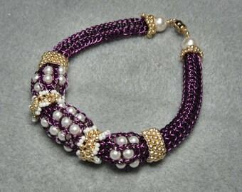Viking Knit Tutorial - Viking Knit Jewelry Embellishments