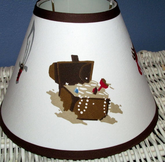 on sale lamp shade m2m target pirate circo by 3buttonsn2bows