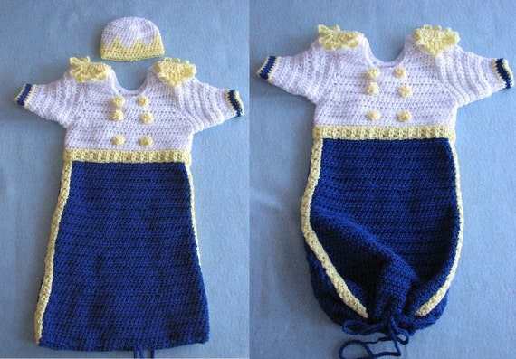 Prince Charming Inspired Sweet Pea Outfit For Baby Crochet Pattern in PDF