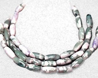 Peace Jade- gemstone beads