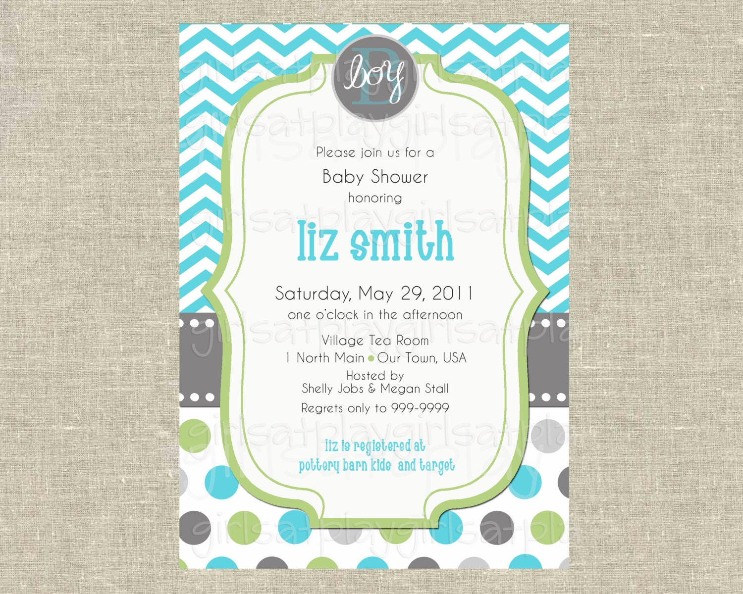 Baby Boy Shower Invitation Images ~ Moved permanently