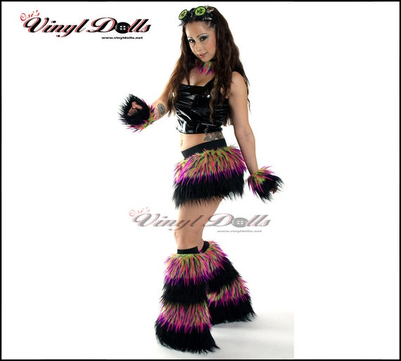 good black rave outfits 16