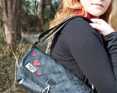 Valentine's Special - Limited Edition Bike Tube Heart Purse