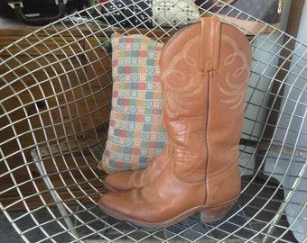 On Sale Frye cowboy boots men's 8.5 D
