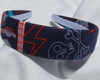 Rock And Roll Girl Headband