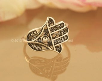 SALE Hamsa Favorte Filigree 2