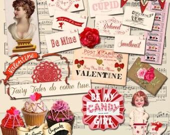 Valentine  CD 3