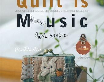 Quilt Music Craft Book