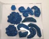 Juliette Florals - stamp set