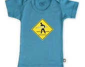 Indigo Surfer Crossing T-shirt