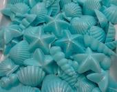Sea Shells Guest Glycerin Soap Vegan Party Favor