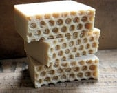 Oatmeal Milk and Honey Cold Process Goat Milk Soap
