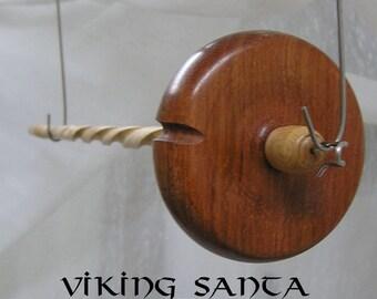 Viking Santa Drop Spindle LG 0432e