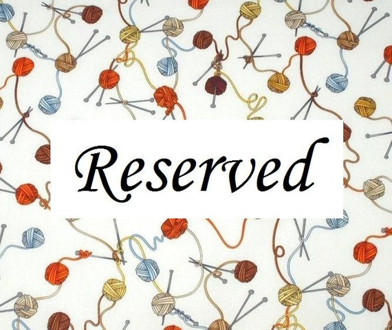 RESERVED for btanno