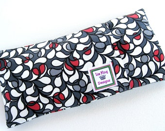 Microwavable Heating Pad. Removable cover, Heat Therapy, hot cold pack, Aromatherapy, Sore muscle relief, spa yoga, gift