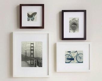 Set of Four Prints - San Francisco