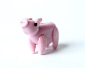Little Piggy bead