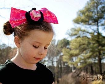 Luna Bella NEW Pink Hearts Bow
