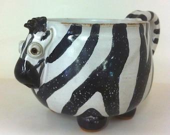 Zephyr the Zebra Mug