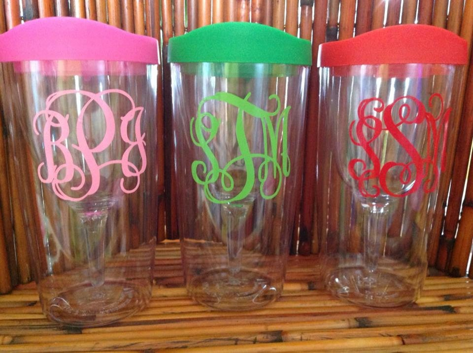 vino2go wine tumblers sippy cups personalized by all4mygirlz