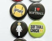 Softball Flair
