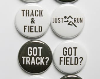 Track and Field Flair