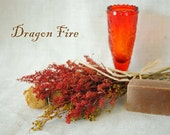 Dragon Fire Goat Milk Soap - dixiesoaps