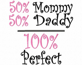 Baby Quotes Embroidery Machine Design Patterns Digital Downloads