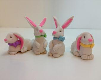 Easter Bunny Eraser