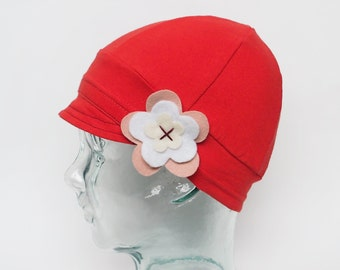 how to make cancer headwear