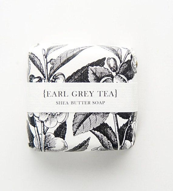 Earl Grey Tea Soap