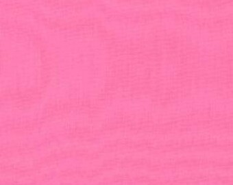 Moda Bella Solids quilt or craft fabric by Fabric Shoppe- Premium Solid quilting cotton Bella Solid in 30's Pink