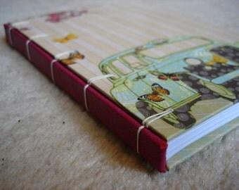 Taxi (a notebook)