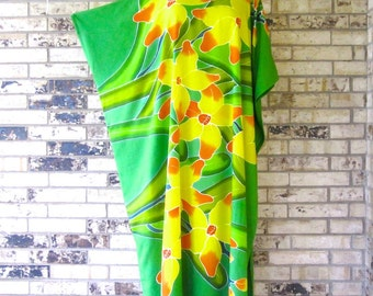 Extra Long Plus SizePremium Rayon Caftan