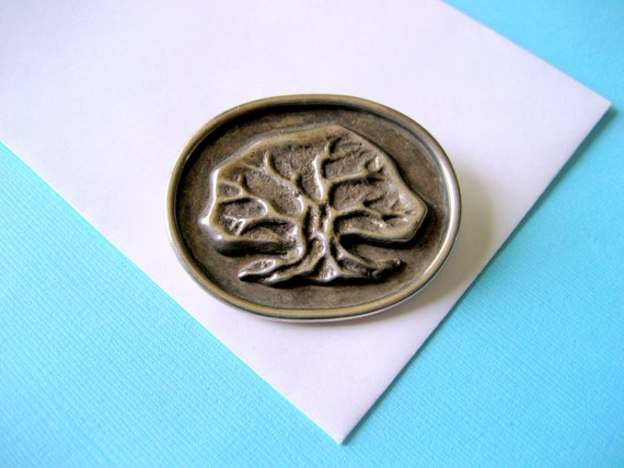 SALE....Sterling Silver Tree of Life Pendant