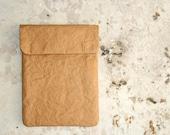 Brown Paper Tablet Sleeve